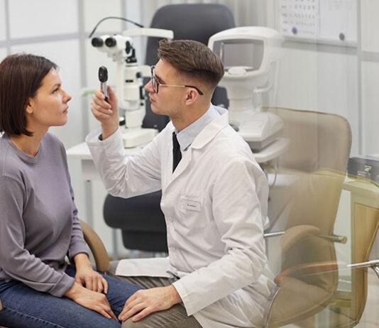 Popularne choroby oczu
